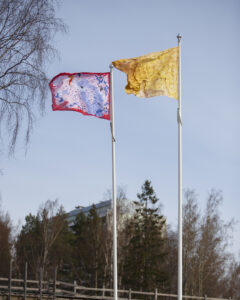 flag artworks